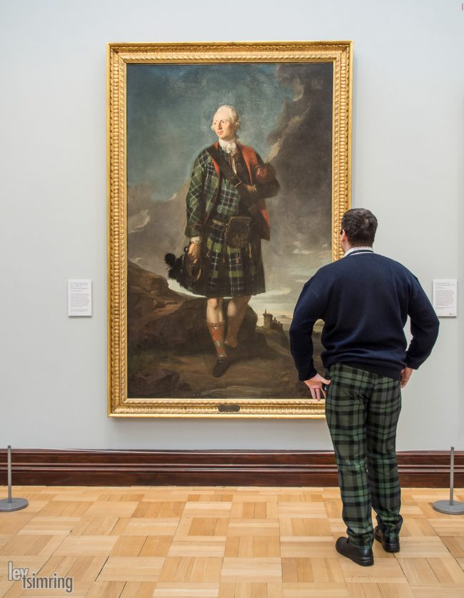 Scottish National Gallery, Edinburgh (2013)