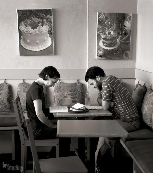 San Diego cafe