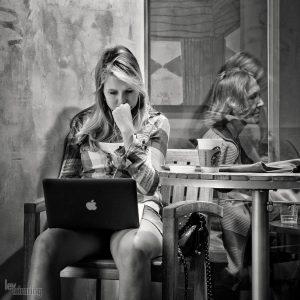 Prague café