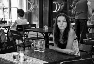 Moscow café