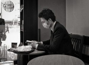 Tokyo café