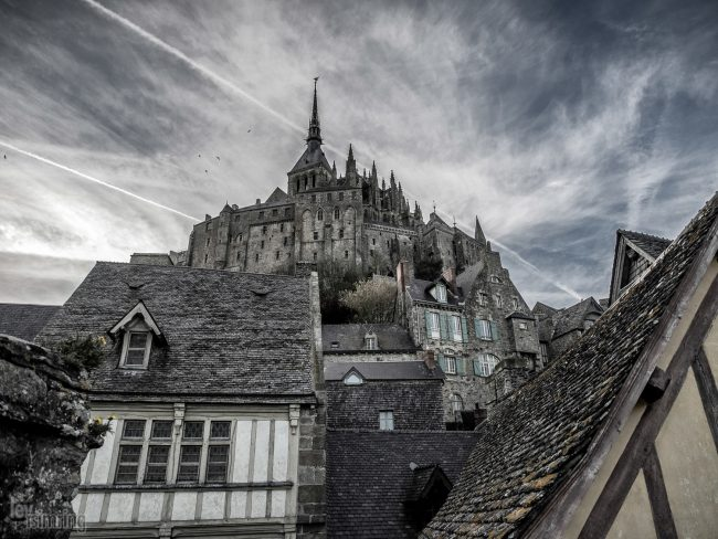 Mont St.Michel, France (2015)