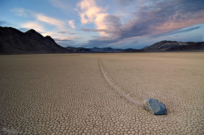 Death valley, California (2006)