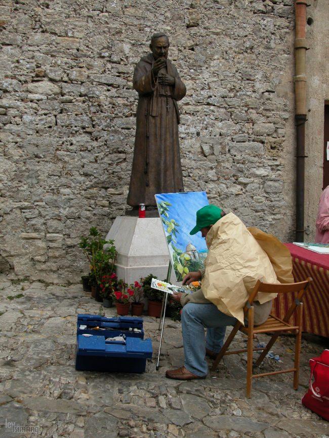 Erice, Sicily (2002)