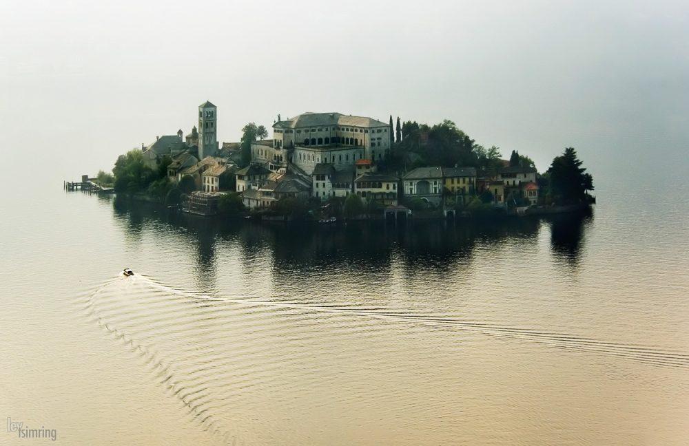 Lago Orta, Italy (2006)