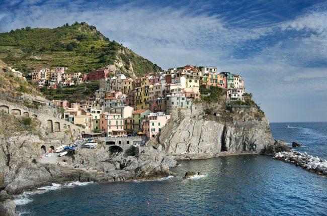 Cinque Terre, Italy (2009)