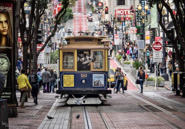 San Francisco, USA (2016)