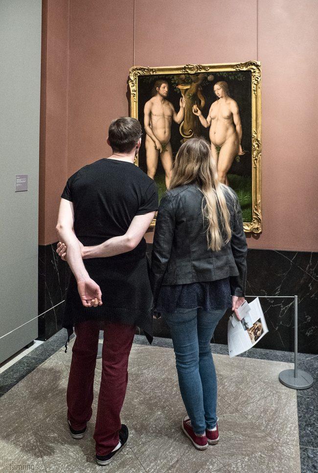 Gemäldegalerie Alte MeisterDresden, Germany (2018)