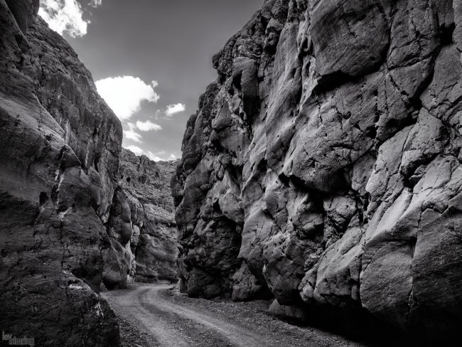 Titus Canyon Death Valley, California (2018)