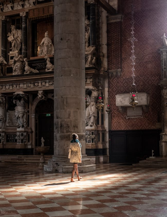 Santa Maria Gloriosa dei Frari<p> Venice, Italy (2019)