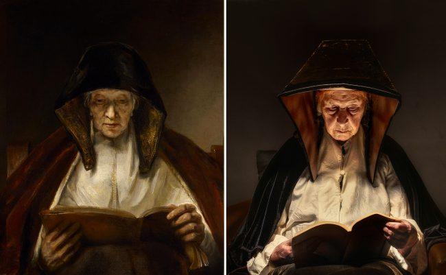Rembrandt van Rijn.