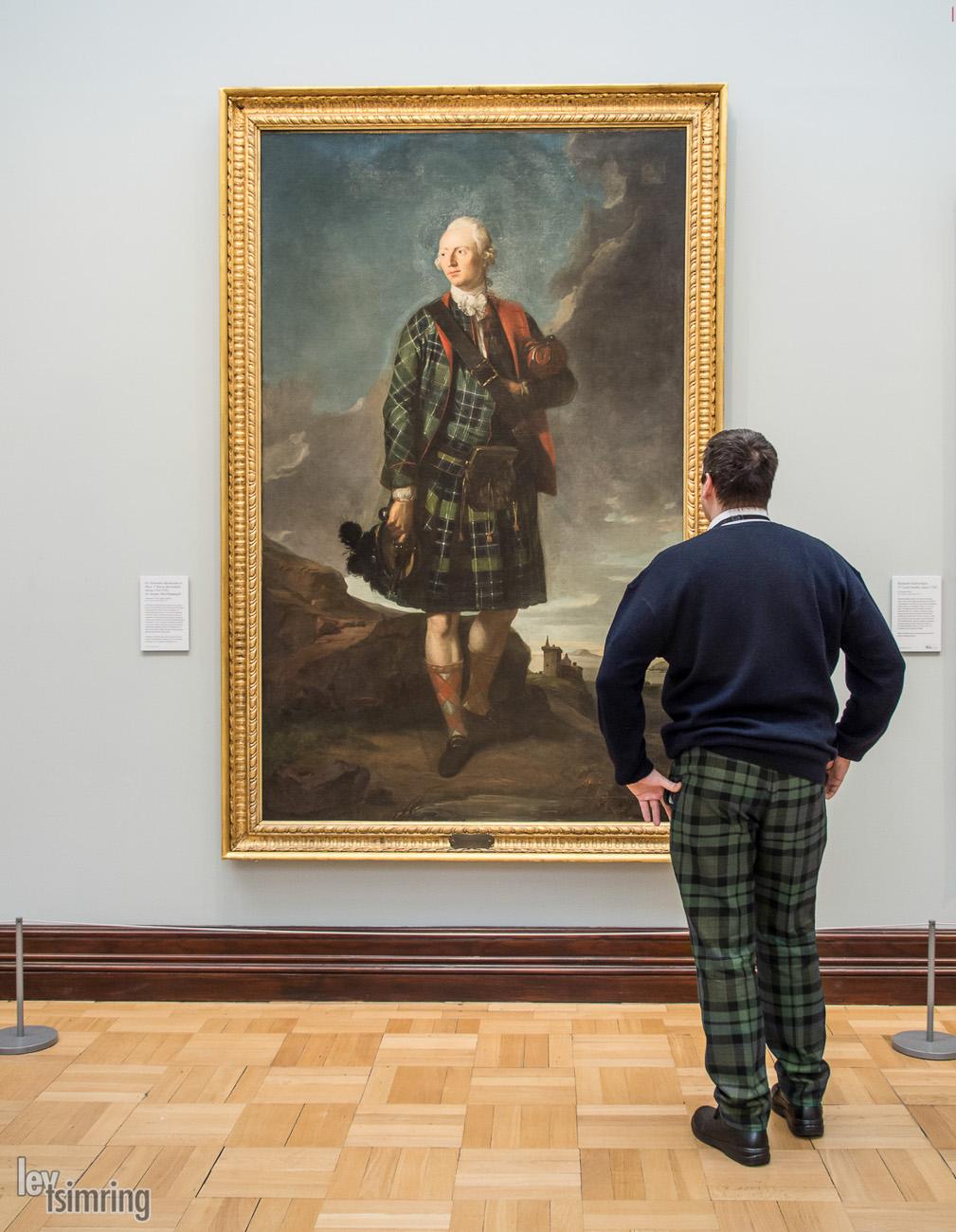 Scottish National Gallery, Edinburgh (2013)