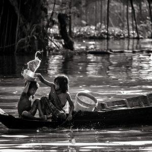Tonle Sap lake, Cambodia (2012)