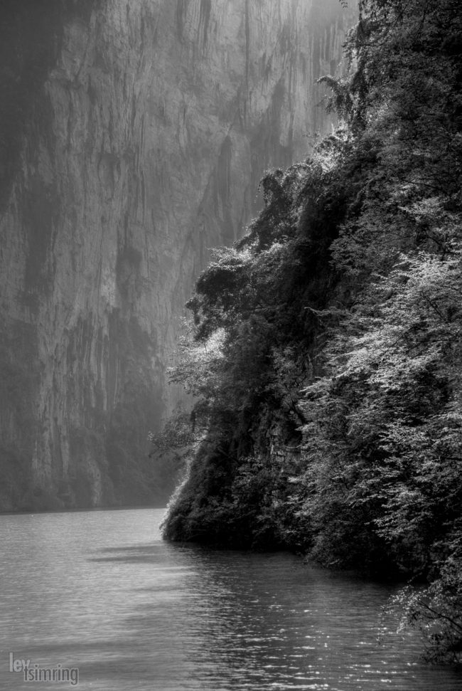Yangtze river, China (2008)
