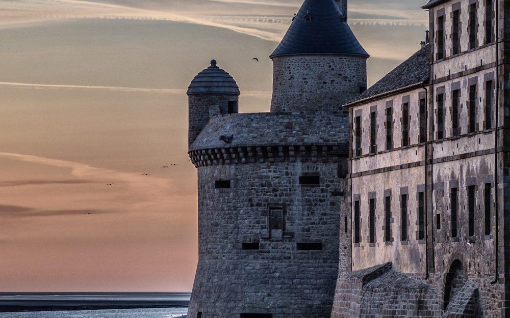 Mont St.Michel, France (2015)