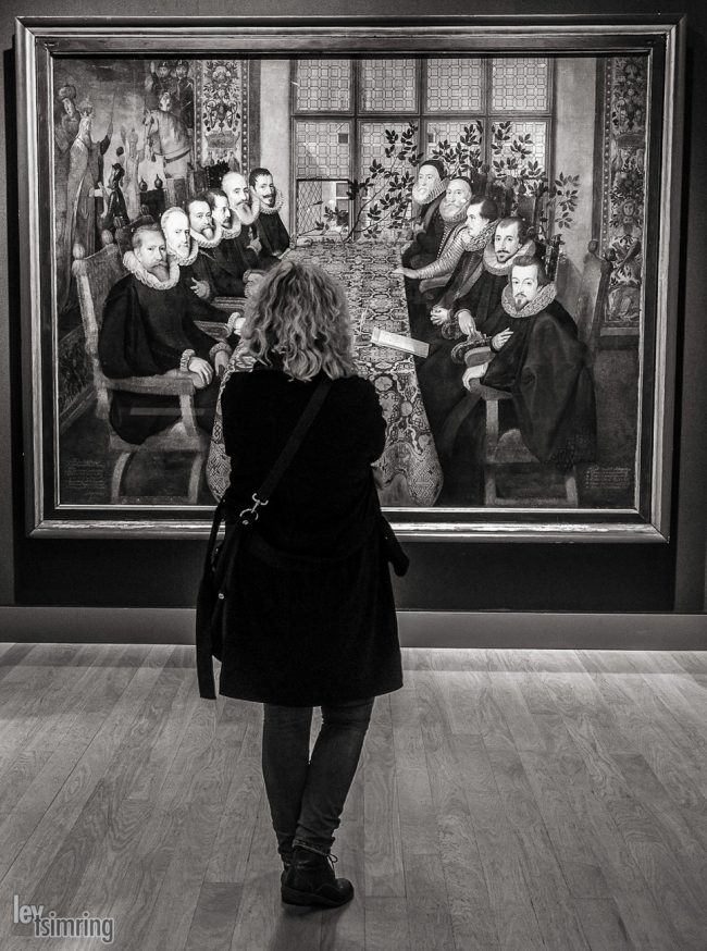 Men, Interrupted <p> National Portrait Gallery, London (2015)