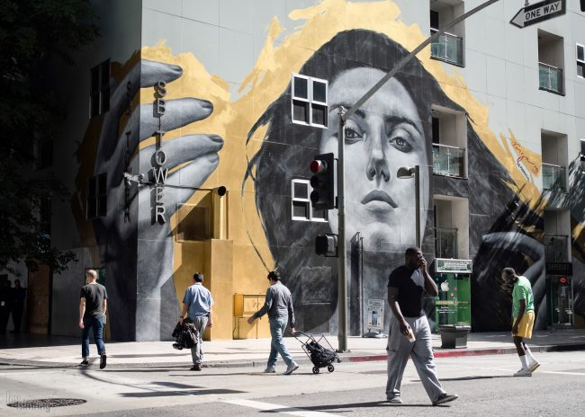 Los Angeles, USA (2015)