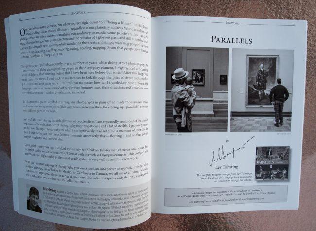 LensWork - Parallels