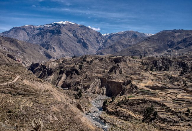 Colco canyon, Peru (2013)