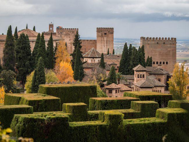 Granada, Spain (2016)