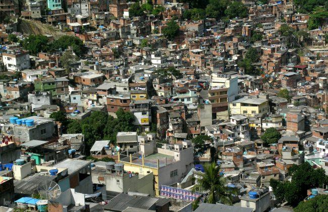 Favelas, Rio de Janeiro, Brazil (2004)