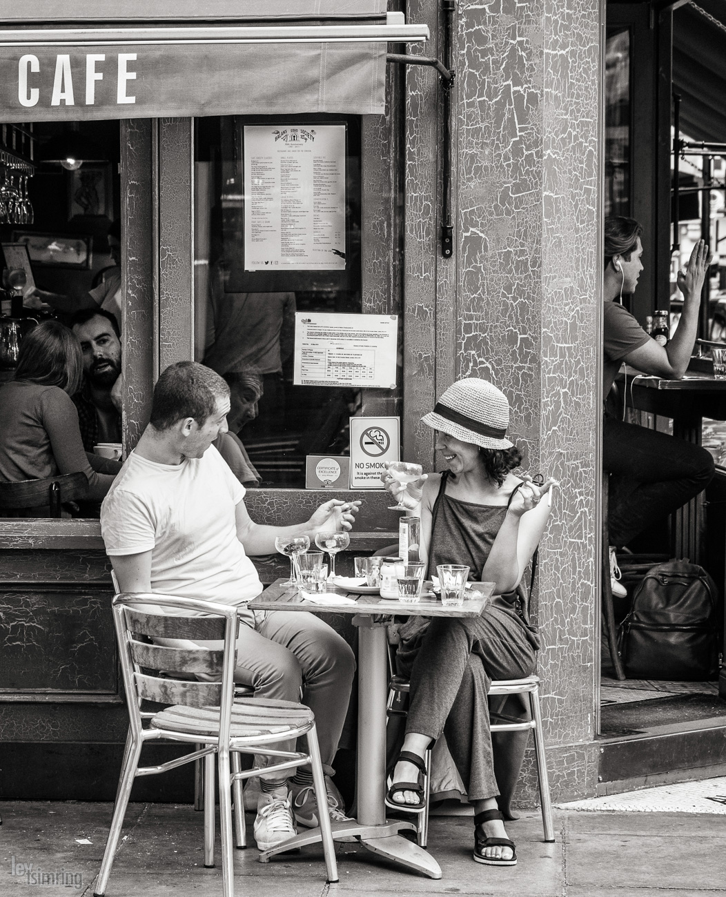 Cafes Of The World Lev Tsimring Photography