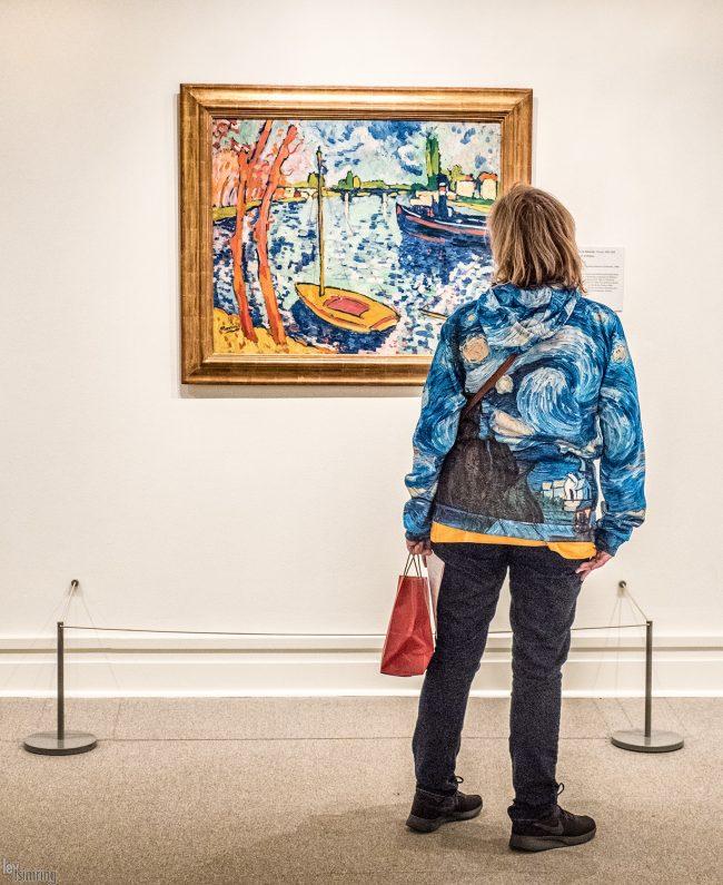 Close enough Metropolitan Museum of Art, New York, USA (2018)