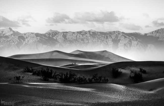 Mesquite Flat Sand Dunes Death Valley, California (2018)