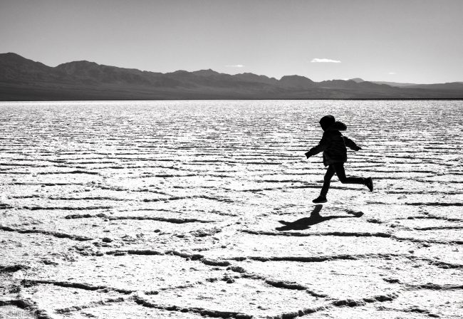 Badwater basin Death Valley, California (2018)