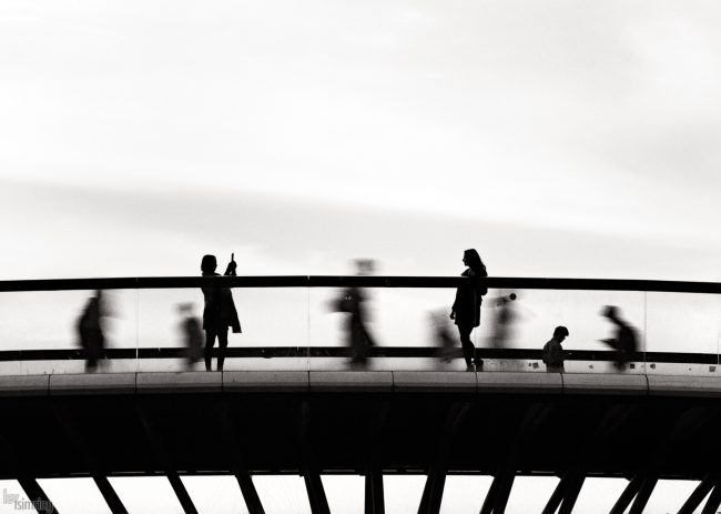 Calatrava bridge, Venice, Italy (2019)