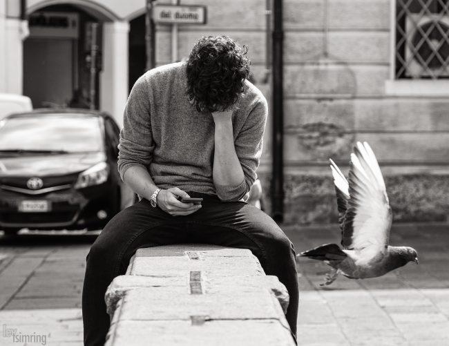 And... Send! <p> Padua, Italy (2019)