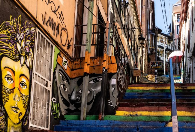 Valparaiso, Chile (2019)