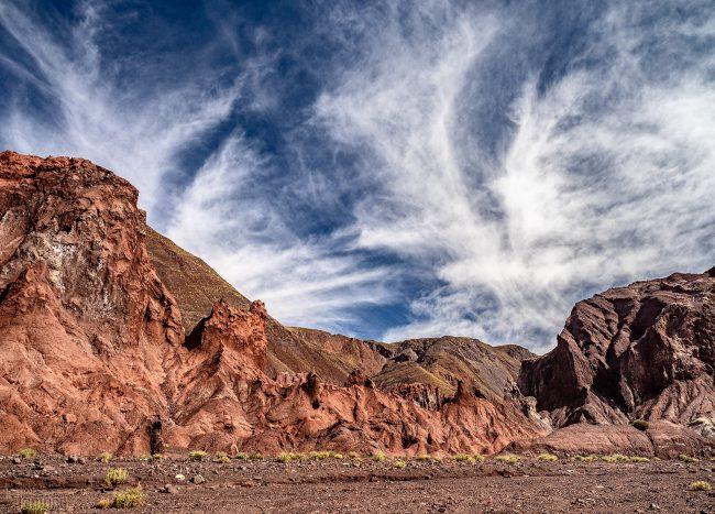 Valle Arcoiris <p> Atacama desert, Chile (2019)