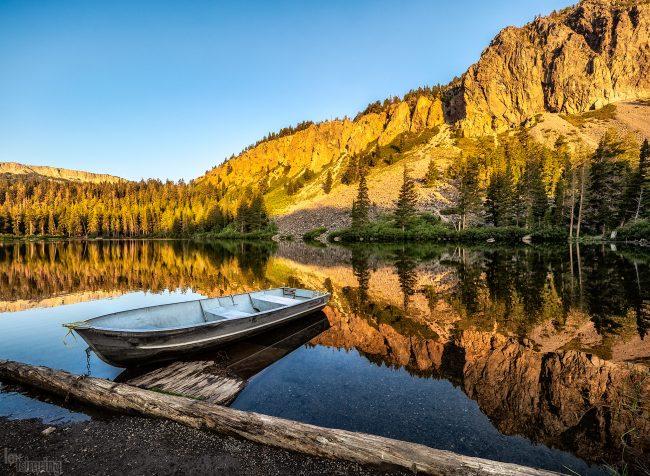 Twin Lakes, Mammoth, California (2020)