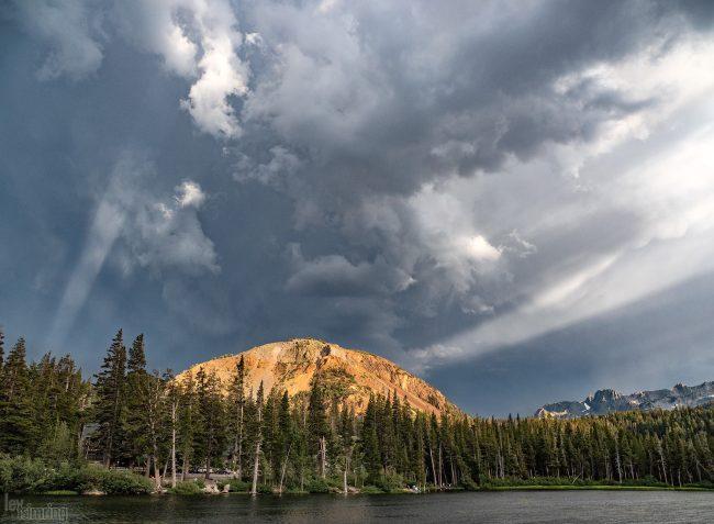 Twin Lakes, Mammoth (2020)