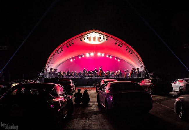 Mainly Mozart festival, San Diego (2021)